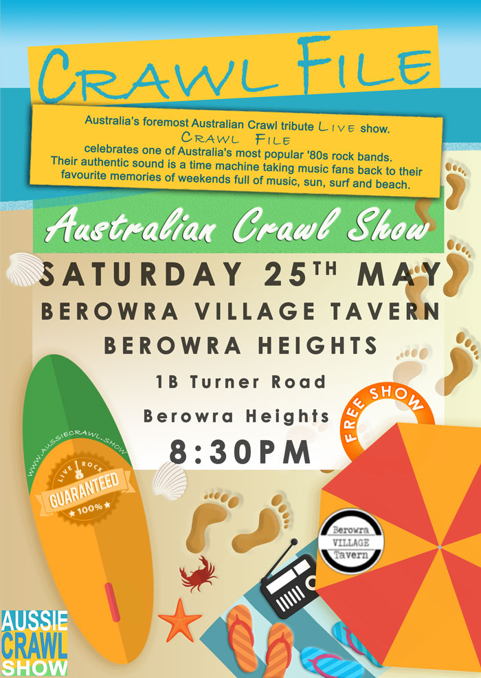 aussie crawl show berowra village